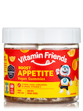 Vegan Boost Appetite Gummies for Kids, Orange Flavor - 60 Gummies