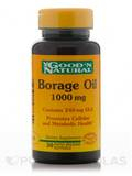 Borage Oil 1000 mg 50 Softgels