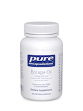 Borage Oil 1,000 mg - 60 Softgel Capsules