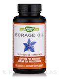 Borage Oil 1300 mg 60 Softgels