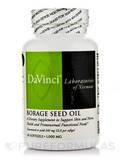 Borage Seed Oil 1000 mg 60 Softgels