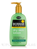 Borage Therapy® Dry Skin Lotion, Original Unscented - 8 fl. oz (238 ml)