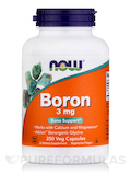 Boron 3 mg - 250 Capsules