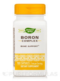 Boron Chelate 3 mg - 100 Capsules