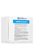 Series Symptom Relief Kit Borrelia Babesia - 10 Vials