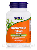 Boswellia Extract 500 mg 90 Softgels