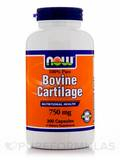 Bovine Cartilage 750 mg 300 Capsules