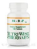 B-P (#4) 100 Herbal Tablets