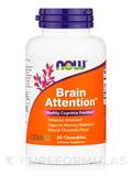 Brain Attention™ - 60 Chewable Tablets
