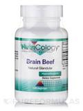 Brain Beef Natural Glandular - 100 Vegicaps