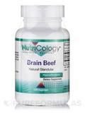Brain Beef Natural Glandular - 100 Vegicaps