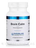 Brain Calm 60 Vegetarian Capsules