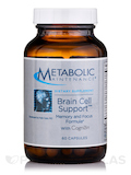 Brain Cell Support with Cognizin - 60 Capsules