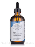 Brain Enhancement Liquescence - 4 fl. oz (120 ml)