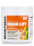 Brain Lift Nootropic Powder, Natural Strawberry Flavor - 3.02 oz (85.5 Grams)