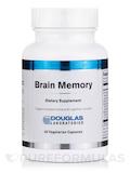 Brain Memory 60 Vegetarian Capsules