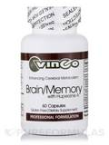 Brain/Memory with Huperzine A 60 Capsules