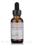 Brain Plus (Herbal Tincture) - 1 oz (29.57 ml)