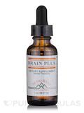 Brain Plus (Herbal Tincture) 1 oz (29.57 ml)