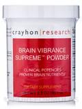 Brain Vibrance Supreme Powder - 3.3 oz (90.1 Grams)