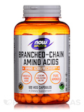NOW® Sports - Branched Chain Amino Acids - 120 Capsules