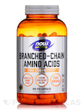 NOW® Sports - Branched Chain Amino Acids - 240 Capsules