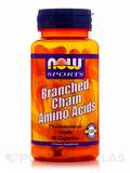 NOW® Sports - Branched Chain Amino Acids - 60 Capsules