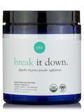 Break it down: Plant-Based Digestive Enzymes Powder, Pineapple Flavor - 7.41 oz (210 Grams)