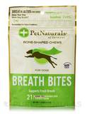 Breath Bites for Dogs - 21 Chicken Liver Flavored Chews