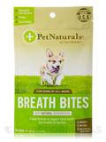 Breath Bites with Natural Deodorizers for All Dogs - 60 Chews (3.17 oz / 90 Grams)