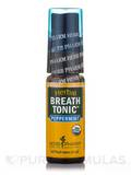 Herbal Breath Tonic Peppermint 0.47 oz (14 ml)
