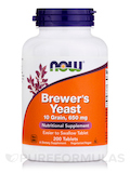 Brewer's Yeast 650 mg 200 Tablets