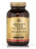 Brewer's Yeast 7.5 Grains with Vitamin B12 - 250 Tablets