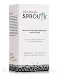 Broccoli Sprout Deodorant - 1.7 oz (48 Grams)
