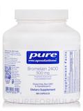 Bromelain 2400 500 mg 180 Capsules