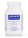 Bromelain 2400 500 mg - 60 Capsules