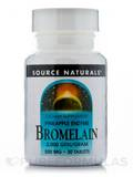 Bromelain 500 mg 2000 GDU - 30 Tablets