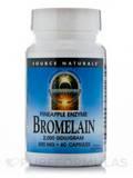 Bromelain 500 mg 2000 GDU - 60 Capsules