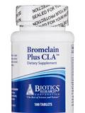 Bromelain Plus CLA - 100 Tablets