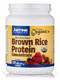 Brown Rice Protein Concentrate Berry - 17.9 oz (509 Grams)