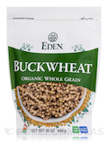 Buckwheat 100% Whole Grain, Organic 16 oz (454 Grams)