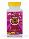 Buddy Bear Fiber 60 Chewable Bear Tablets