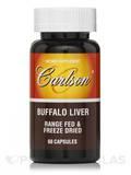 Buffalo Liver 60 Capsules