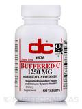 Buffered C 1250 mg 60 Tablets