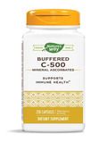 Buffered C 500 Ascorbate 250 Capsules