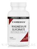 Buffered Magnesium Glycinate -Hypoallergenic- 180 Capsules