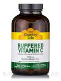 Buffered Vitamin C 1000 mg with Bioflavonoids 250 Tablets