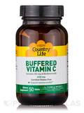 Buffered Vitamin C 1000 mg with Bioflavonoids - 50 Tablets