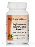 Bupleurum and Kudzu Clearing Formula 550 mg 60 Tablets