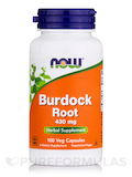 Burdock Root 430 mg 100 Capsules